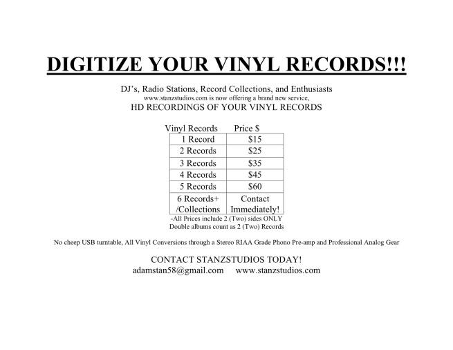 DIGITIZE YOUR VINYL RECORD2.2
